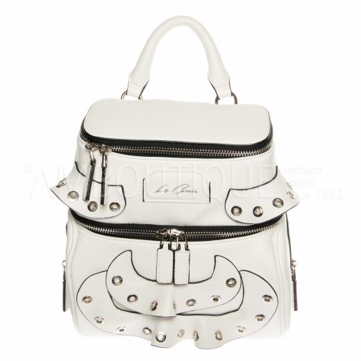 LA CARRIE BAG ZAINO