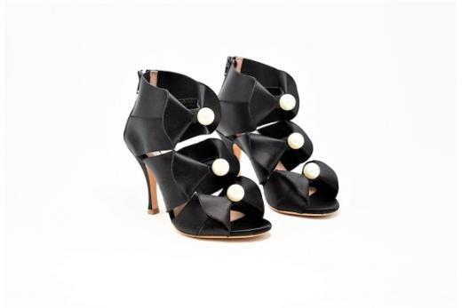 Davanti Sandalo Tacco Spillo Sandalo Rete nkwP80O
