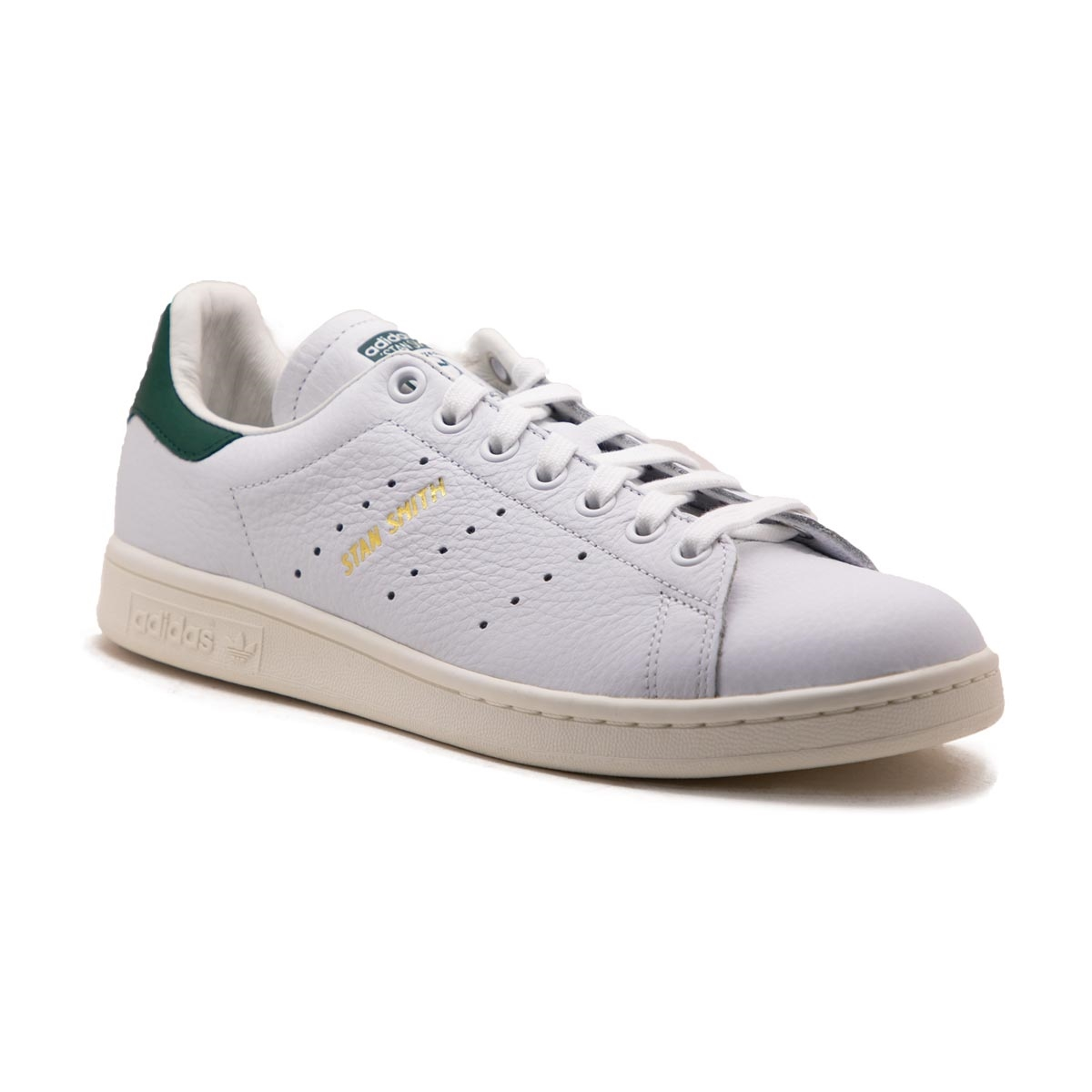 finest selection 9aa87 60dea Sneakers Adidas Stan Smith Premium White Green CQ2871 ...