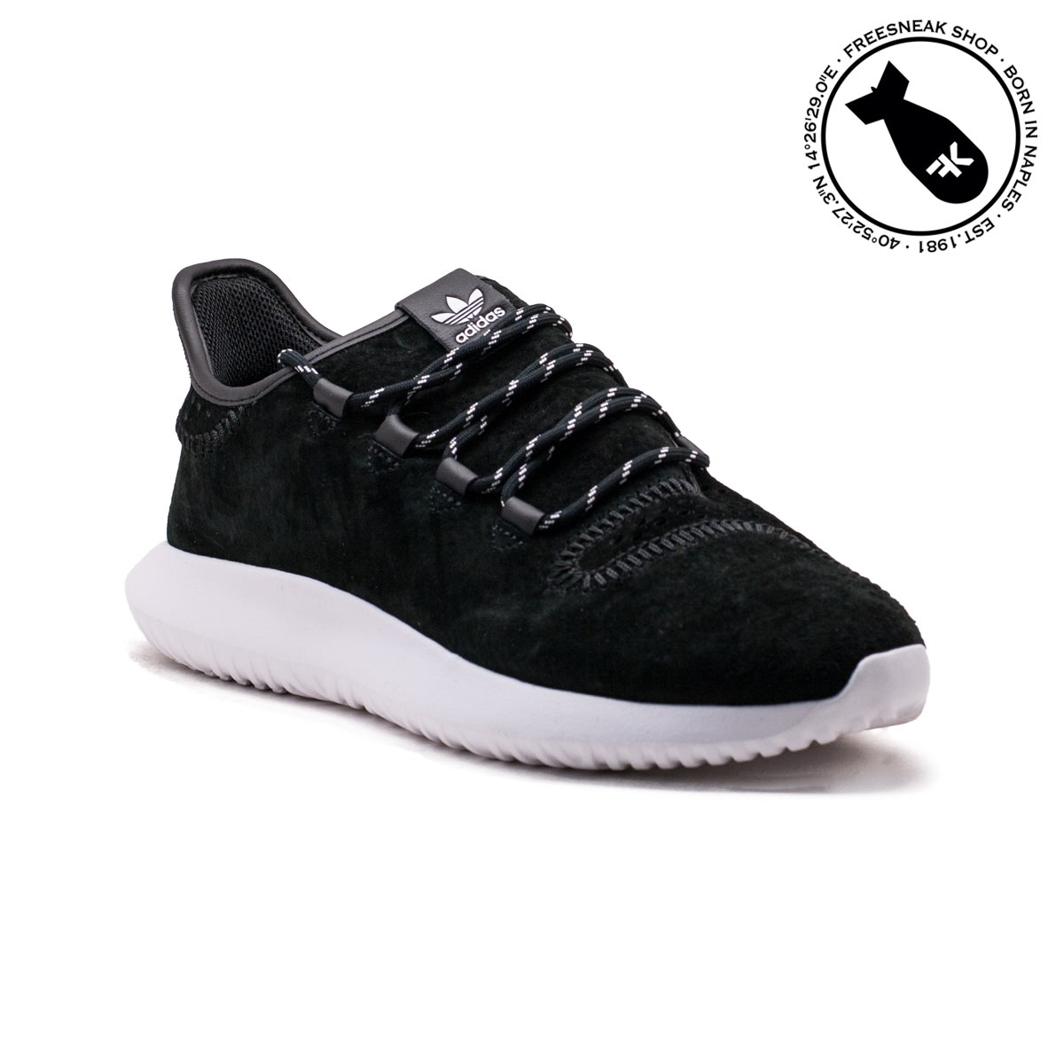 the best attitude 5b6c8 2fab3 Adidas | Tubular Shadow Suede Black | CQ0933