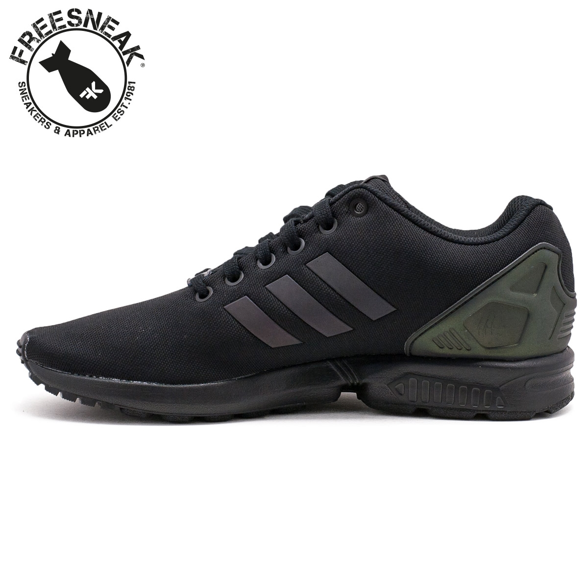 hot sale online b7c12 0a89a ZX FLUX XENO BLACK S31519