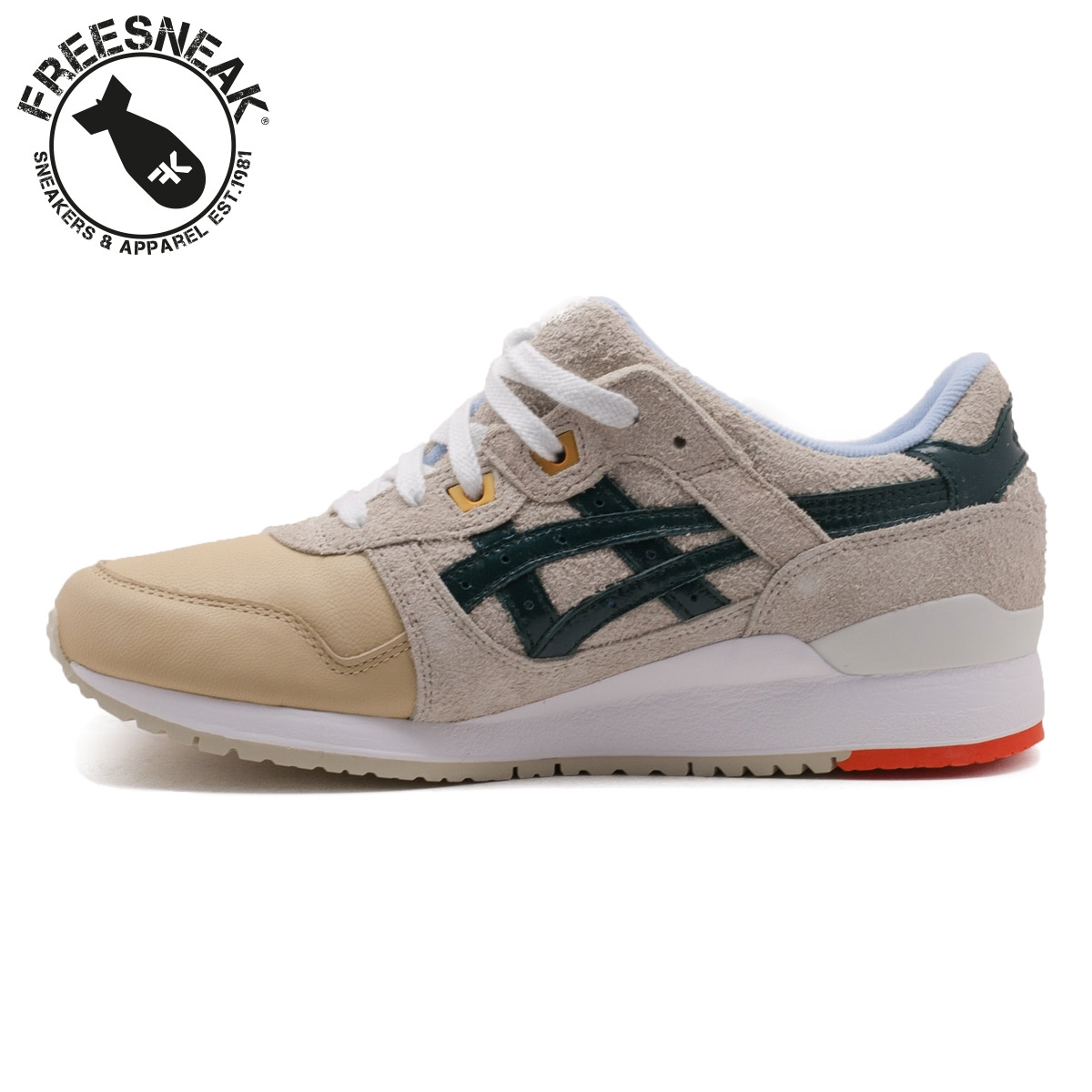 Sole What ASICS GEL Lyte III Christmas Pack. Available