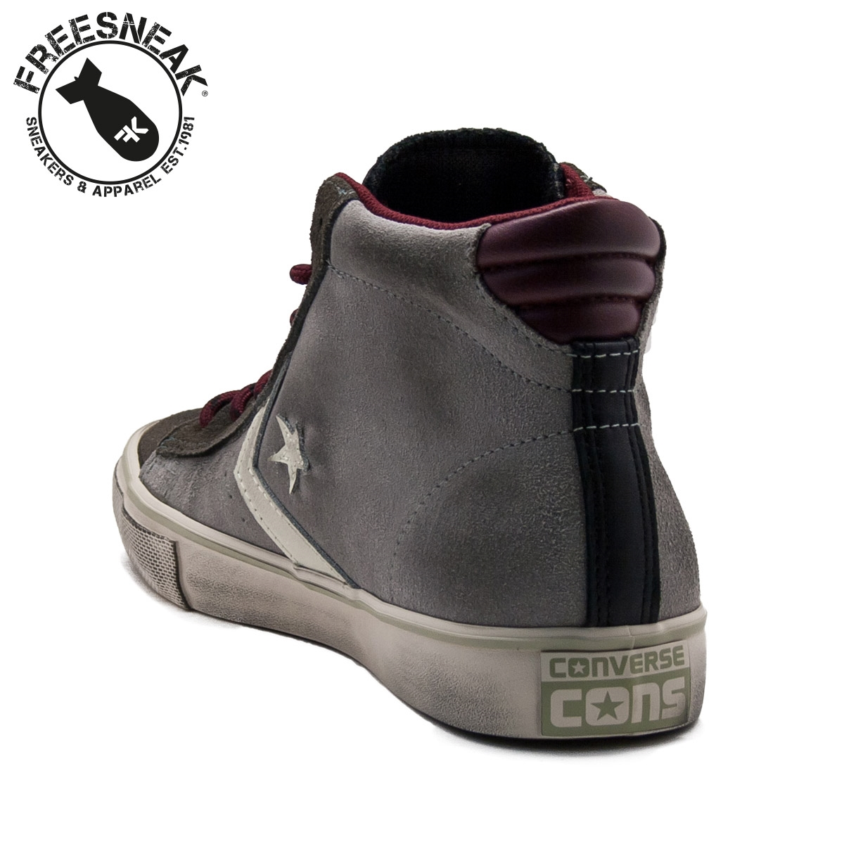 converse all star pro leather mid