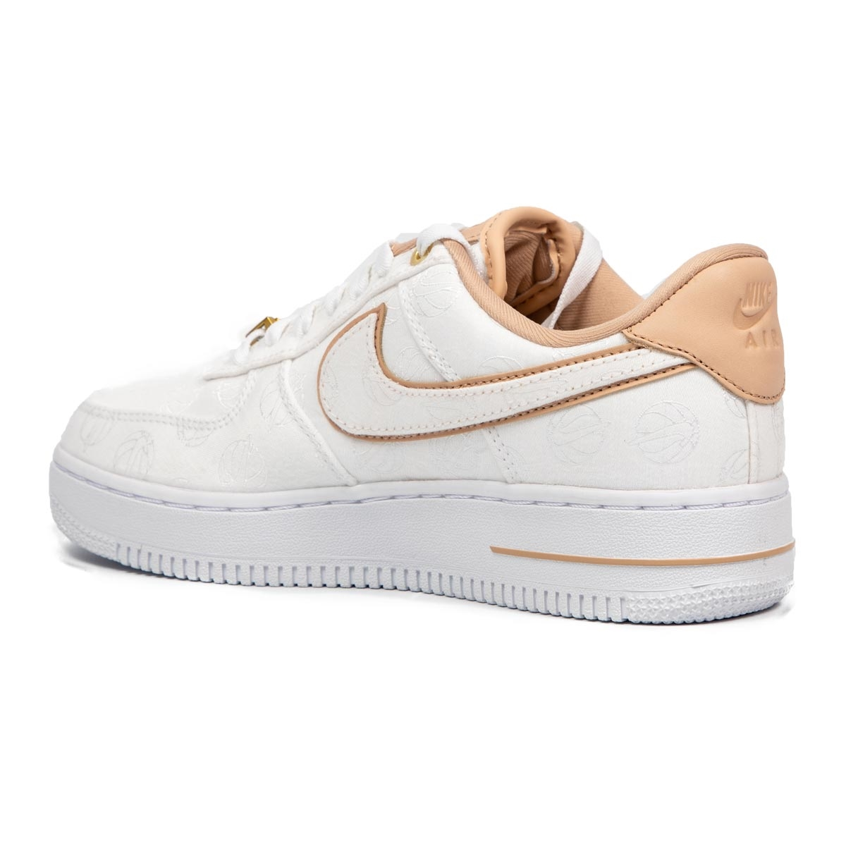 nike air force 1 oro bianche