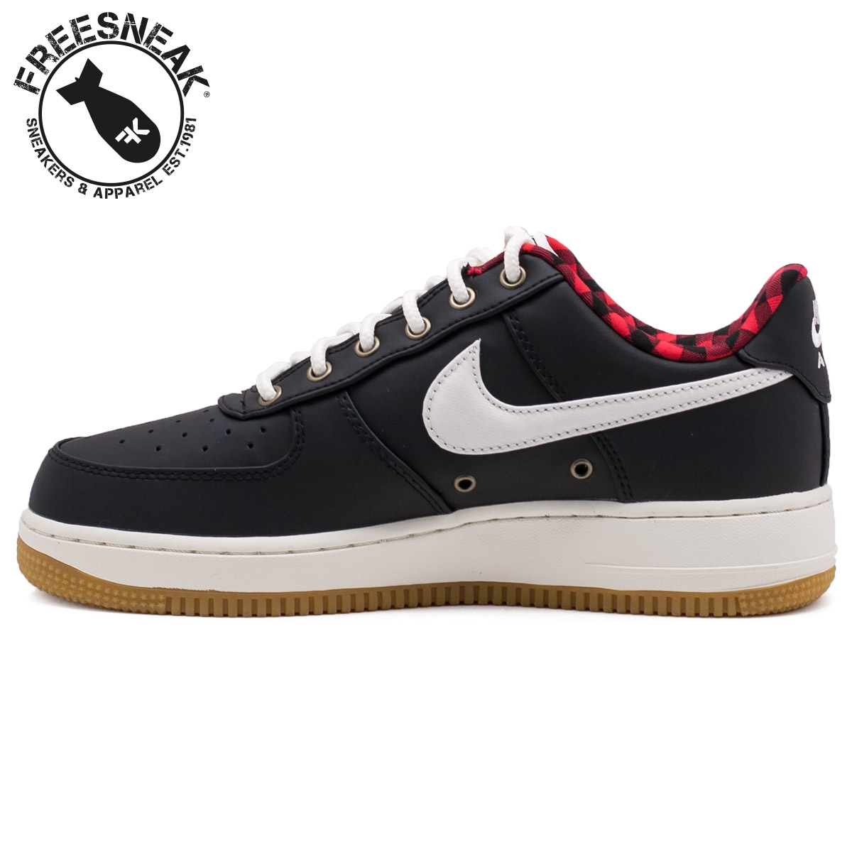new concept bb164 f5c65 nike air force 1 07 lv8 nere