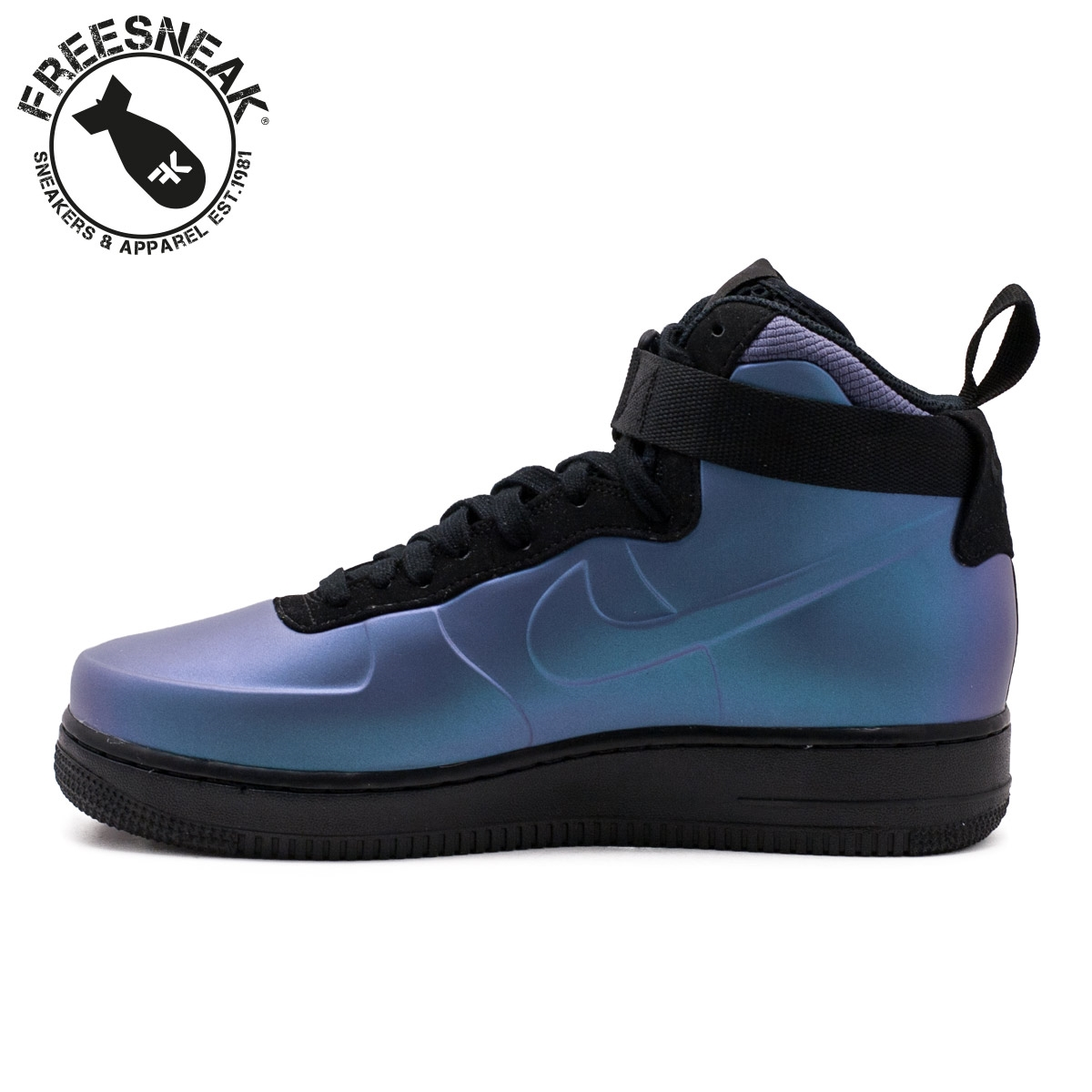 Nike | Air Force 1 Foamposite Cup Carbon | AH6771 002