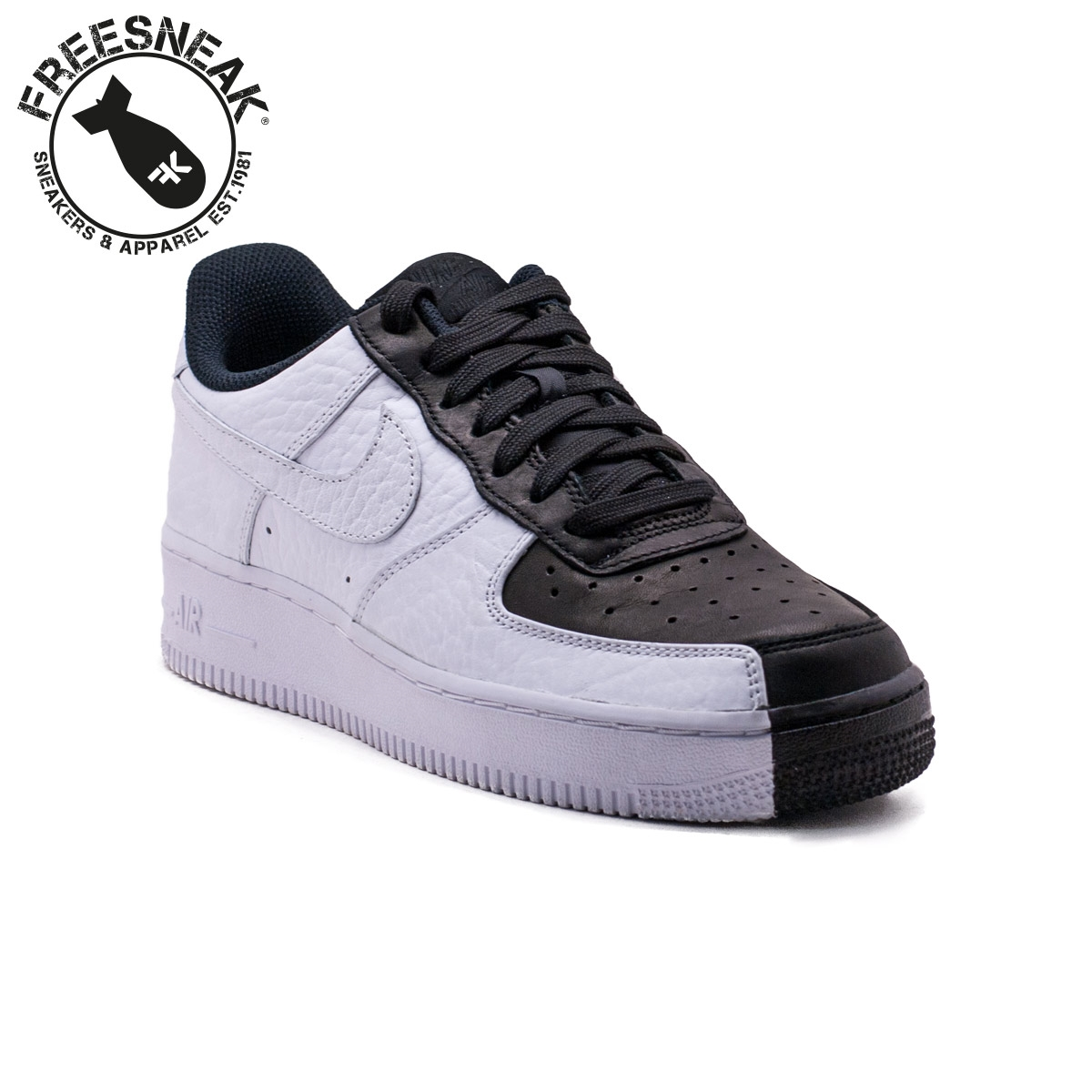 hot sale online 263cd d1cb7 AIR FORCE 1 LOW SPLIT WHITE BLACK 905345-004