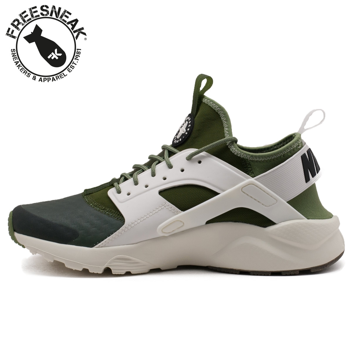 NIKE Air Huarache Run se VERDE