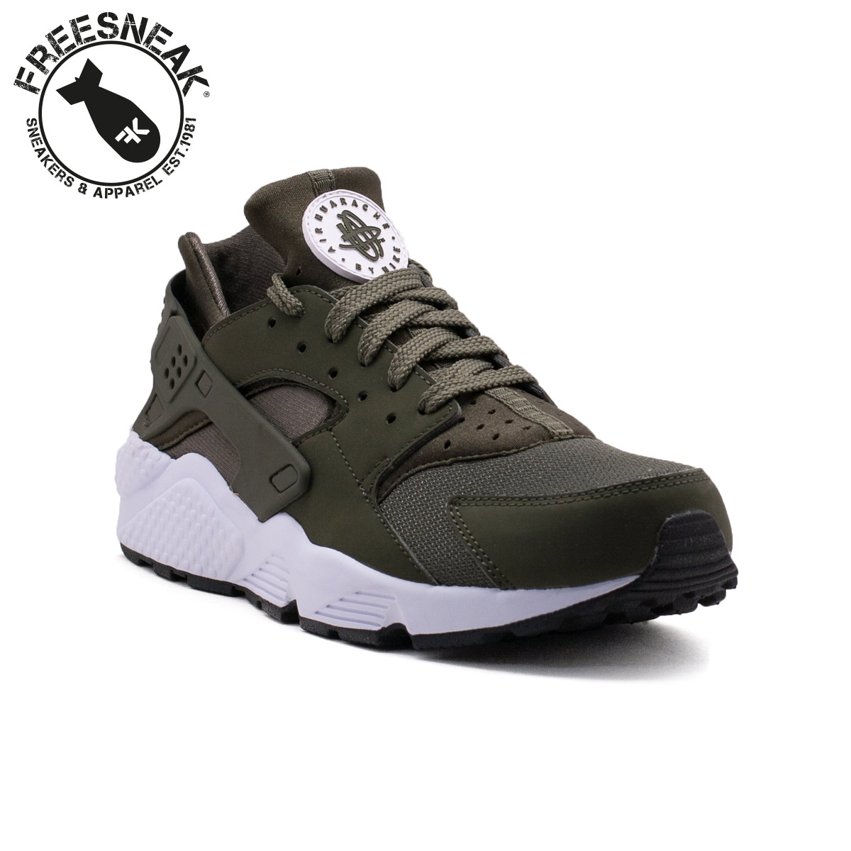 5745645c best price nike air huarache verde 42125 2037f