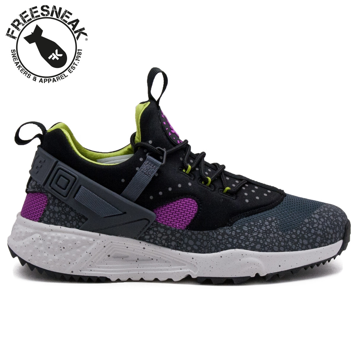 AIR HUARACHE UTILITY SAFARI BERRY 806979,500