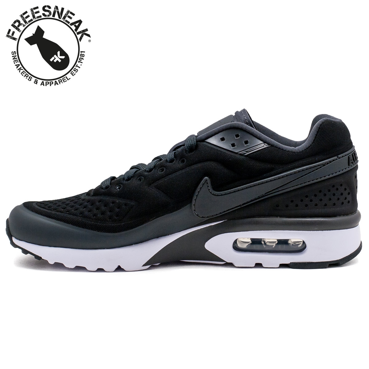 the best attitude 165dc 82989 Nike Air Max BW Ultra Se Black 844967-001