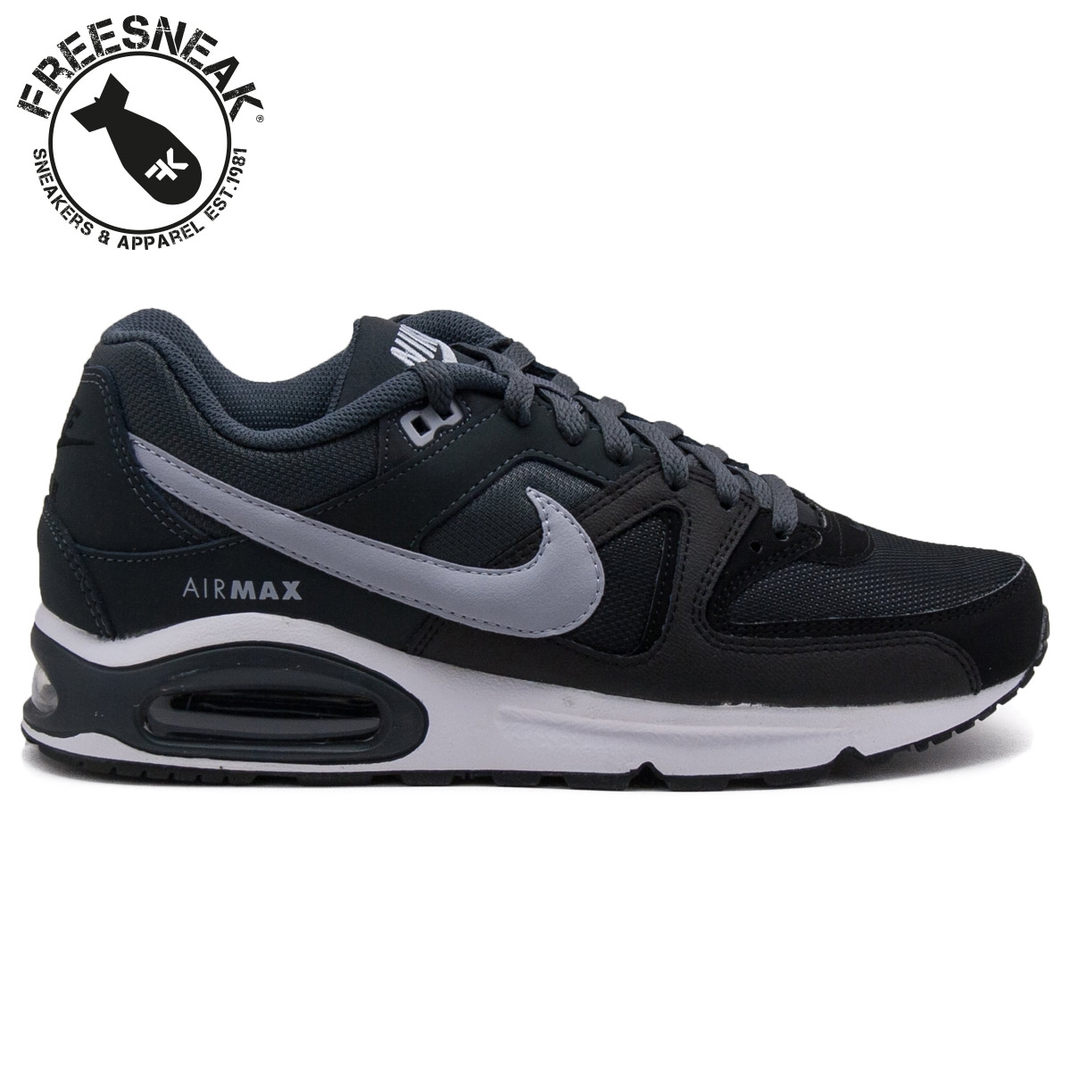 en soldes 79a32 b1206 AIR MAX COMMAND BLACK 629993-027