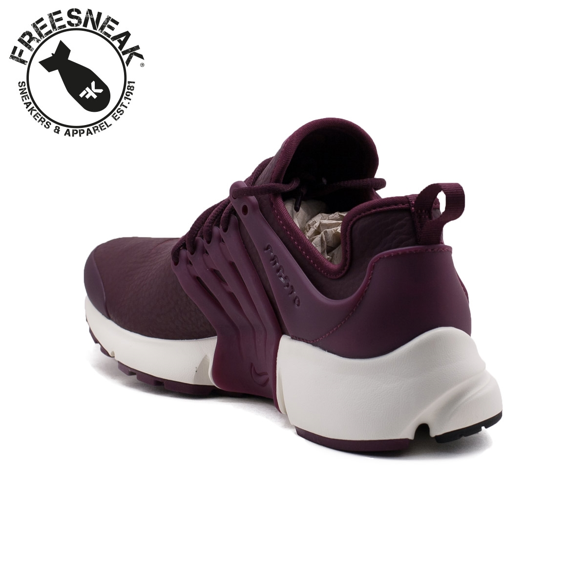 549254621dc8 Nike Air Presto PRM Bordeaux 878071-600