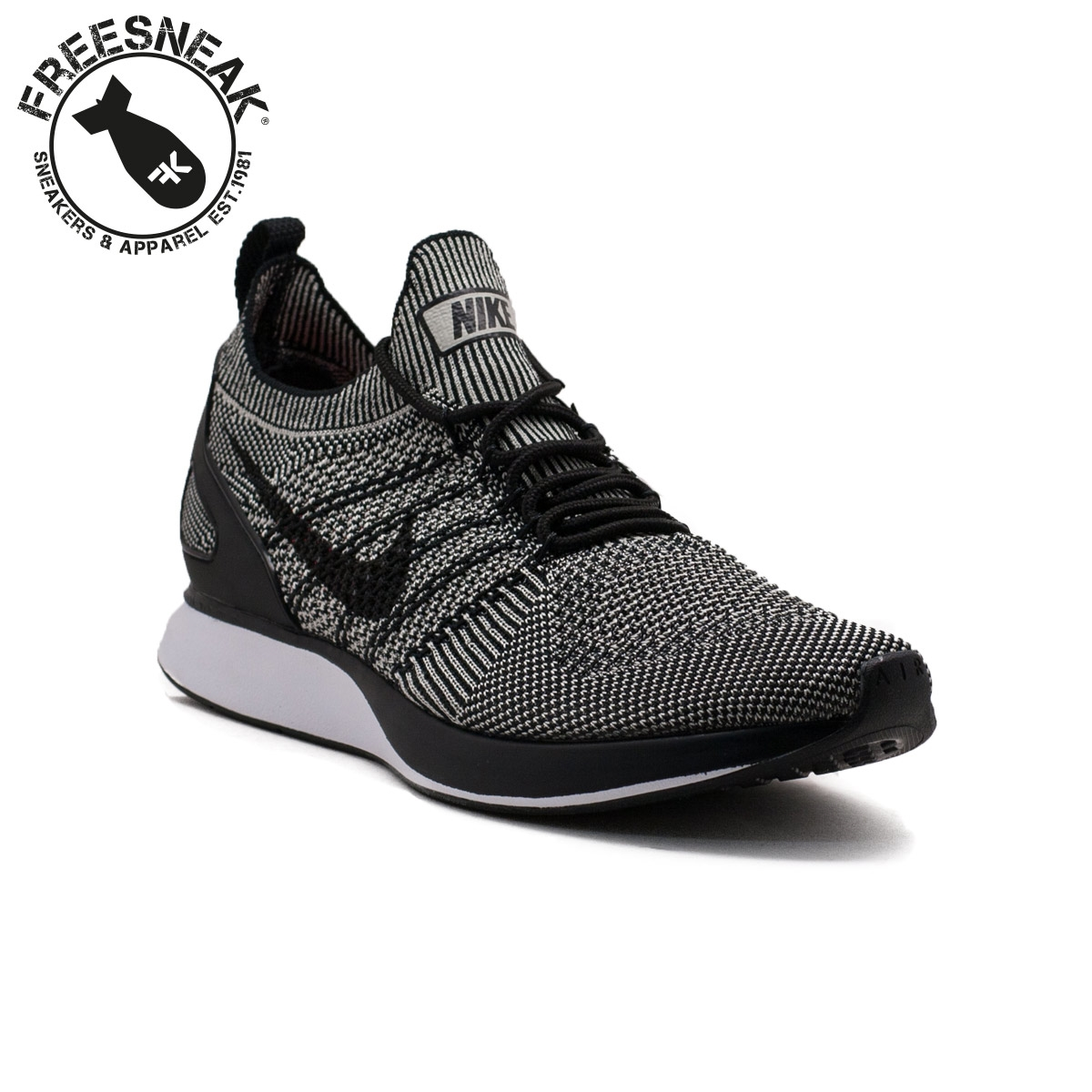 official shop reasonably priced info for AIR ZOOM MARIAH FLYKNIT RACER PALE GREY 918264-003