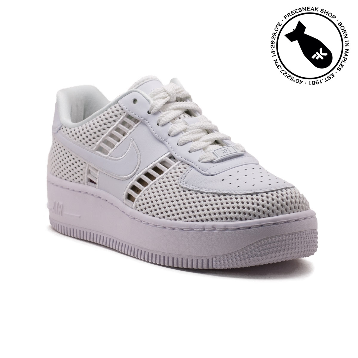 32587aa206a2 AIR FORCE 1 UPSTEP SI WHITE 917591-100. NIKE 917591-100. NIKE 917591-100. NIKE  917591-100
