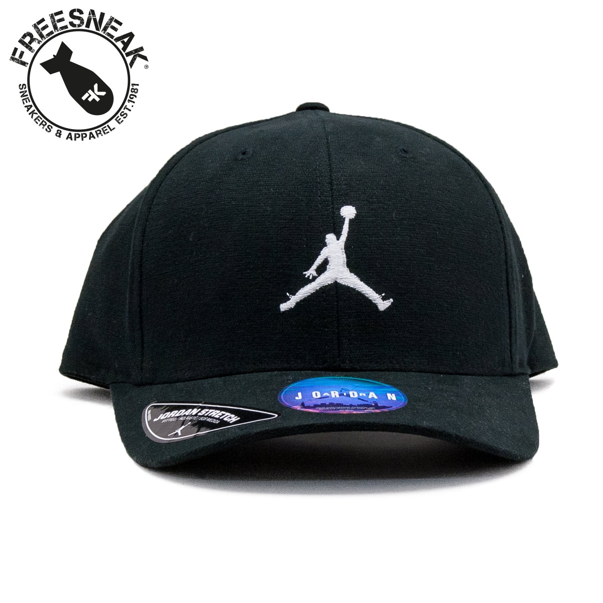 cappello air jordan nero