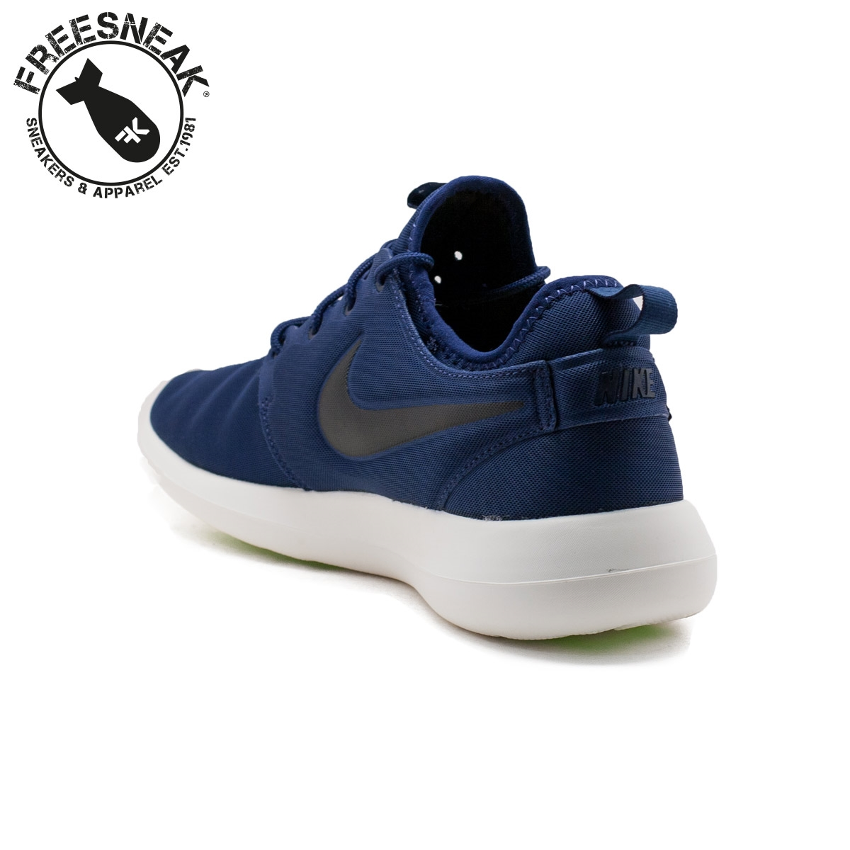 best service 427dd 4ac9c ROSHE TWO BLUE 844656-400