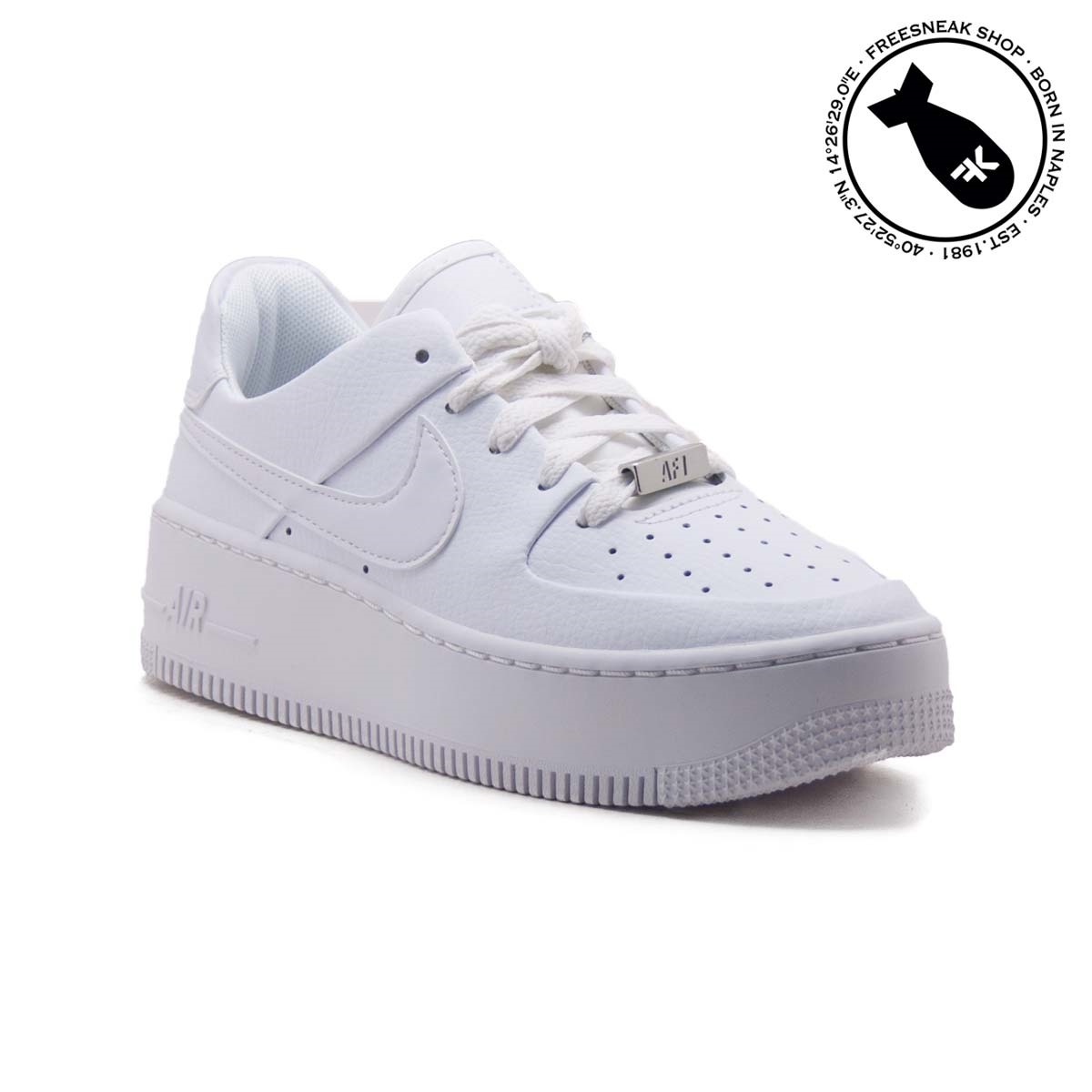 nike air force 1 suola alta
