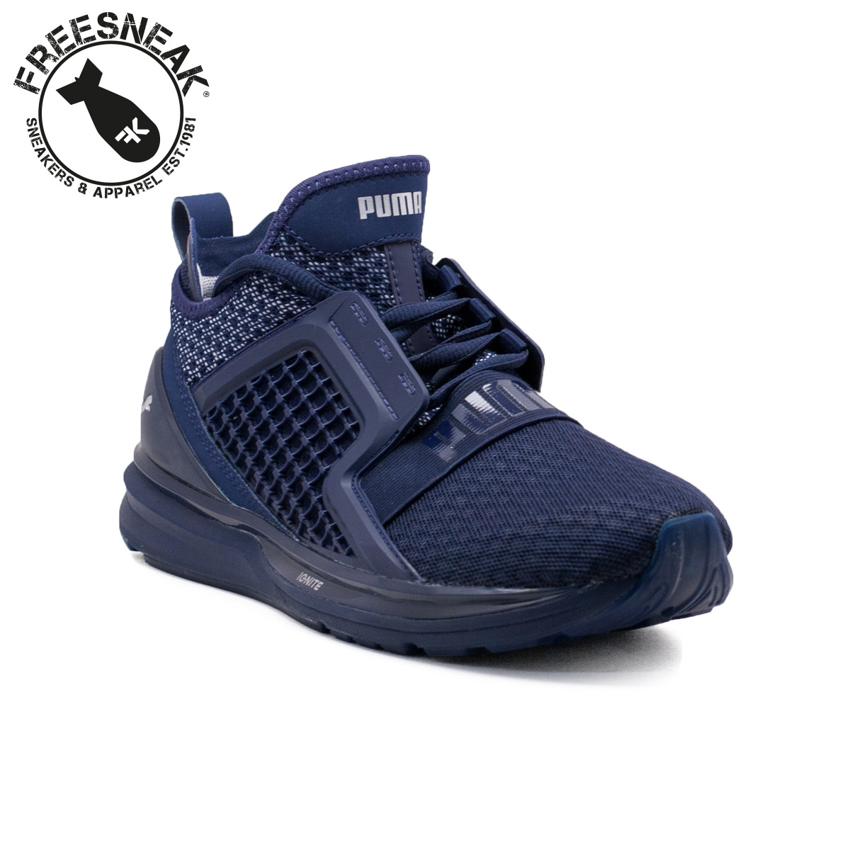 puma ignite limitless blu