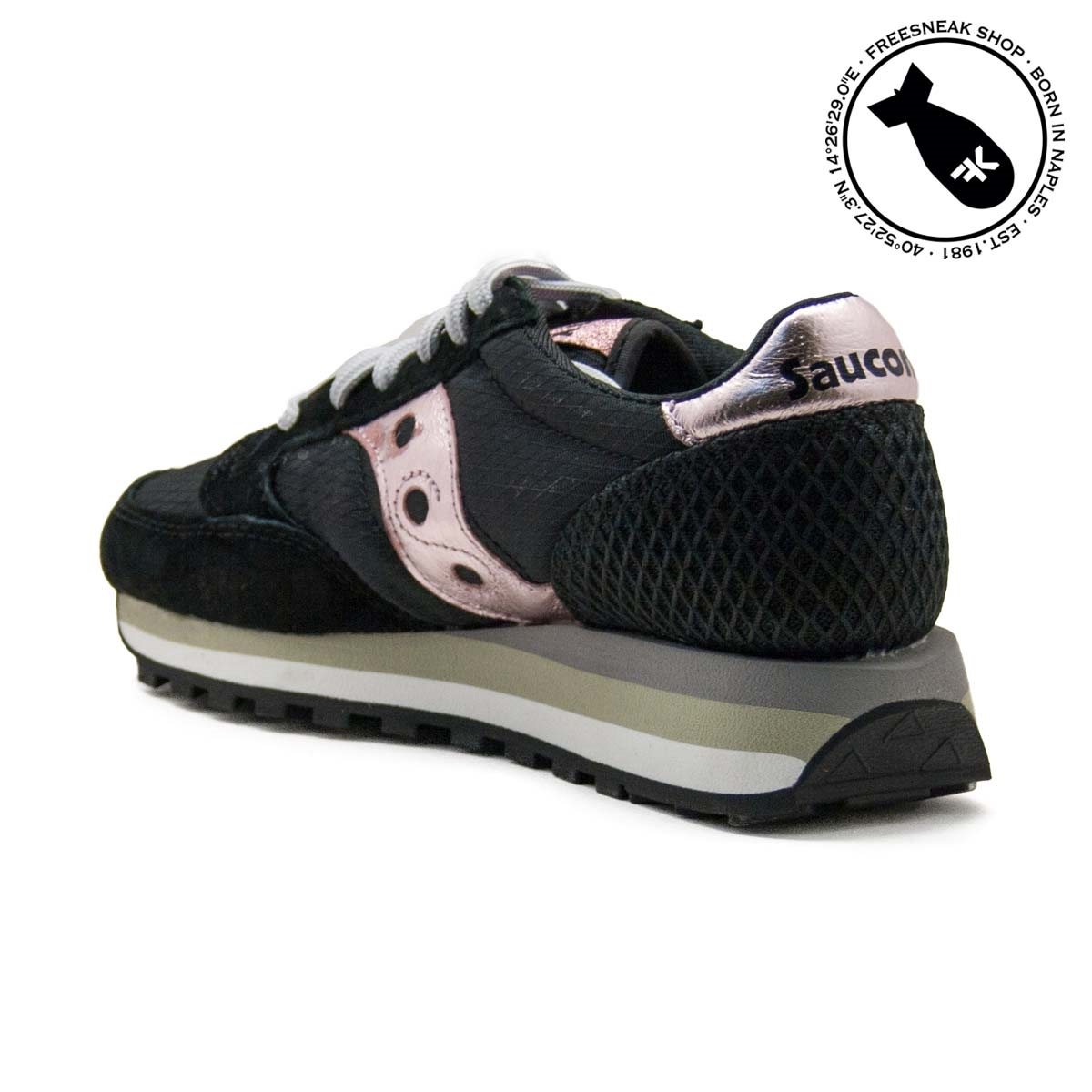 reputable site f1fac 5d9ac Saucony Jazz Original Triple Limited Edition Black S60364-03