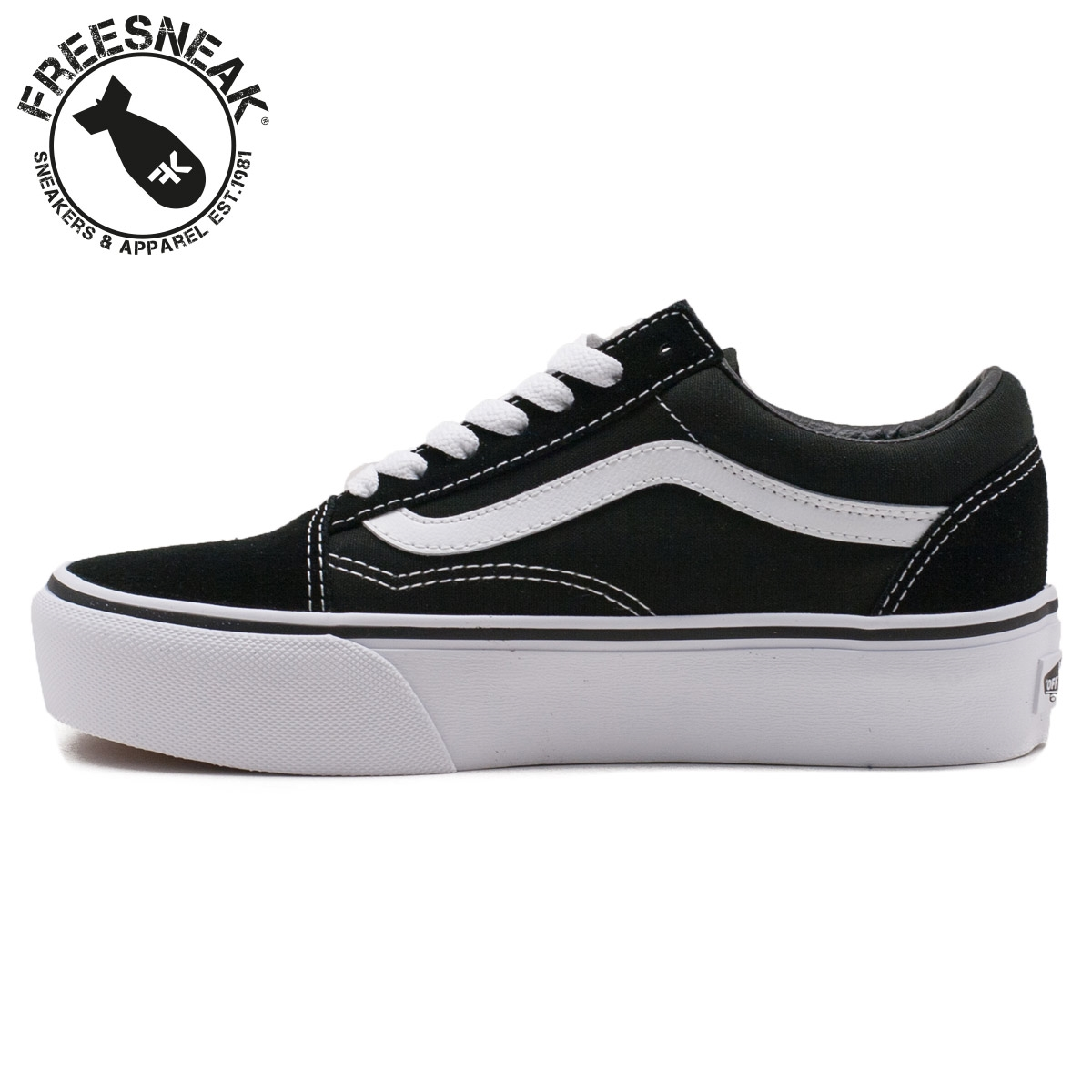 vans old skool nera