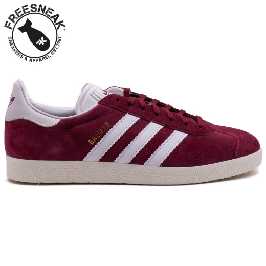 adidas gazelle bordeau