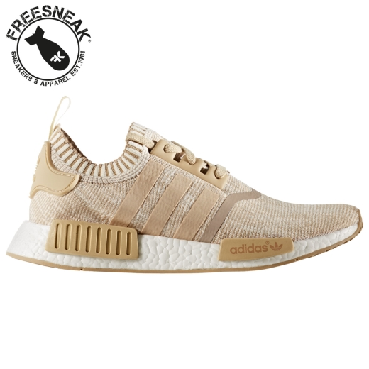 detailed look 39657 346de NMD R1 PK LINEN KHAKI BY1912. ADIDAS BY1912