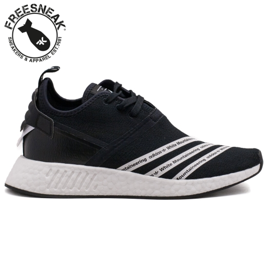 Adidas Nmd R2 Pk White Mountaineering Black Bb2978