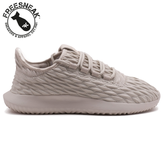 adidas tubular shadow quilted beige