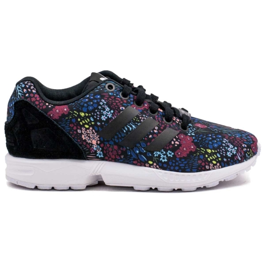 premium selection 78e33 ca6cb ZX FLUX W FLORAL BB5053