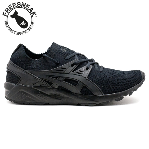 new style 5e81a 65e05 GEL KAYANO TRAINER KNIT BLACK H705N-9090