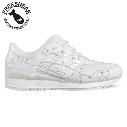 online store 83deb 05729 GEL LYTE III PATENT PACK WHITE H7E1Y-0101