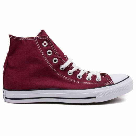 Converse All Star Chuck Taylor Hi Bordeaux M9613C | Freesneak