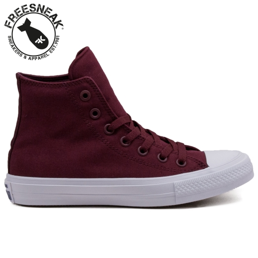 converse chuck taylor all star bordeaux