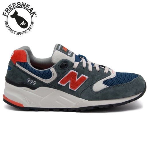size 40 386a2 f7420 NEW BALANCE 999 GREY BLUE ML999AD