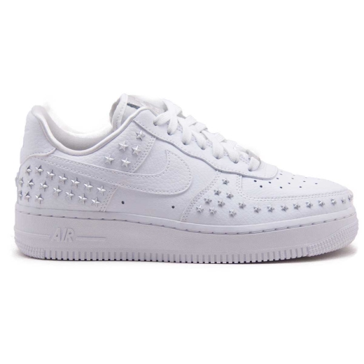 air force 1 argento