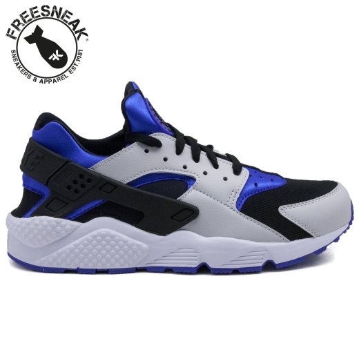 separation shoes 9ac3a 63ff2 Nike Air Huarache Black Purple 318429-501