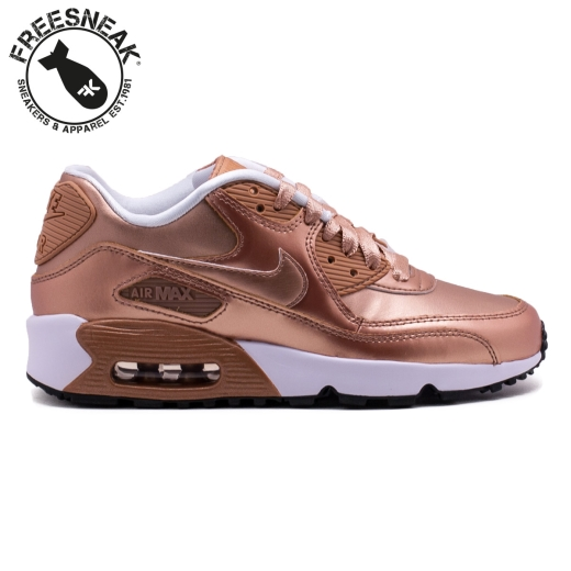 new style 6e5d5 492aa AIR MAX 90 SE LEATHER BRONZE 859633-900. NIKE 859633-900