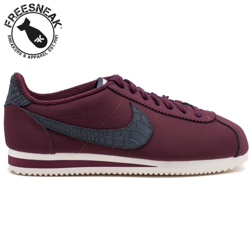 design de qualité f2213 1c3af CLASSIC CORTEZ LEATHER SE BORDEAUX 861535-600