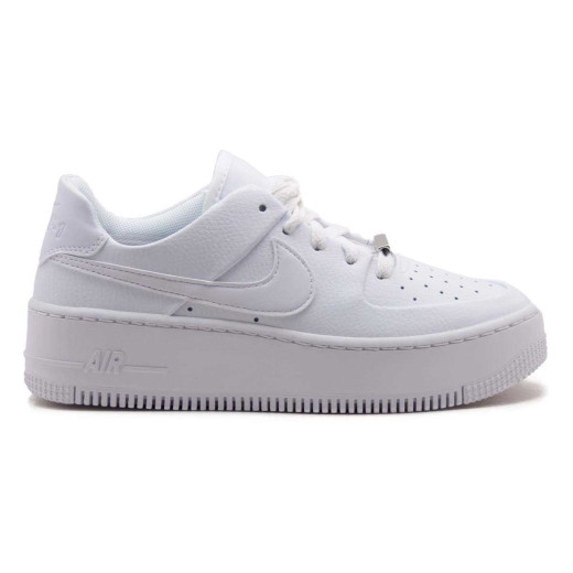 Scarpe Nike Air Force 1 Sage Low Bianca AR5339 100 | Freesneak