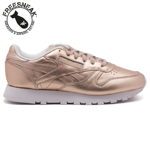 CLASSIC LEATHER MELTED METAL GOLD BS7897. REEBOK BS7897 77ebaa1e7