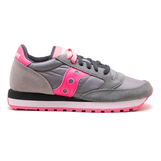 SAUCONY JAZZ GREY PINK | Comunello