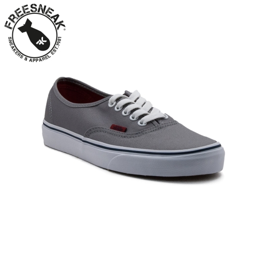 vans authentic grigio