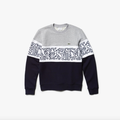LACOSTE X KEITH HARING SH4370-J1T