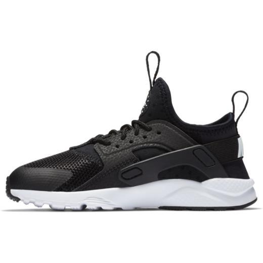 Scarpe Nike Huarache Run Ultra PS 859593 02 Bambinoa Nero