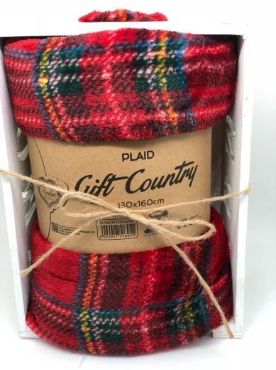 ZAMBETTI COUNTRY PLAID